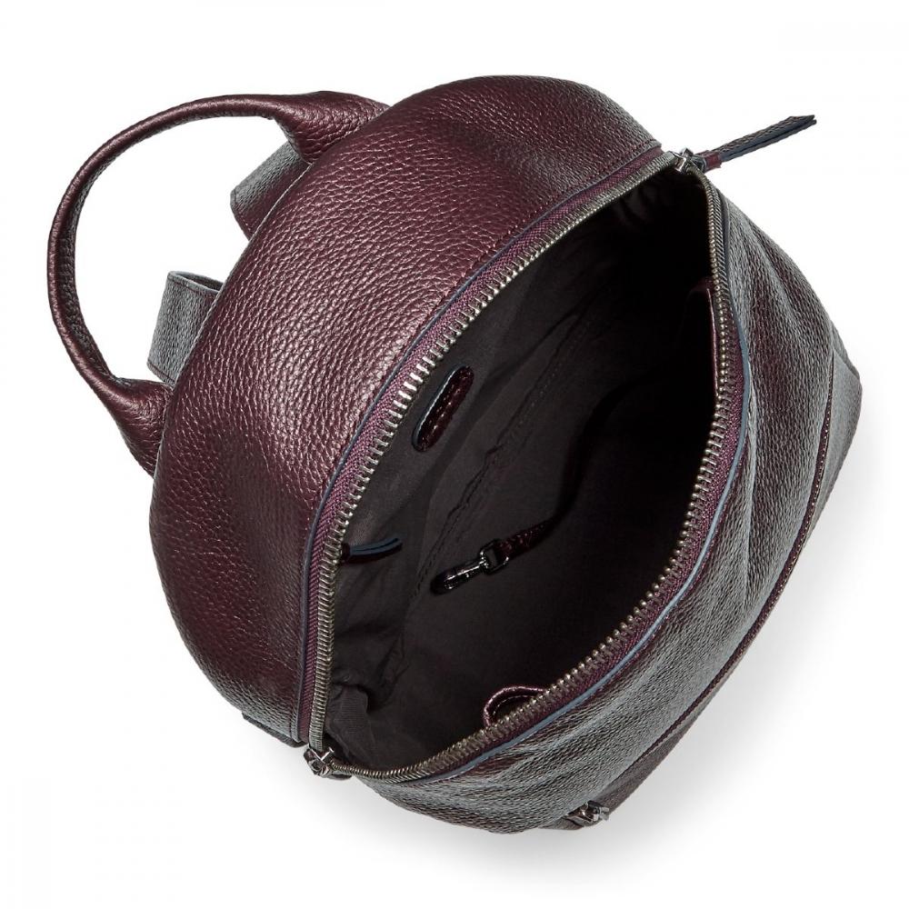 ECCO Sp3 Backpack, Burgunder   ECCO Sko og vesker GRATIS