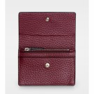 DECADENT Darcy Tiny Wallet,  Oxblood thumbnail