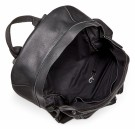 ECCO Casper Backpack, Sort thumbnail