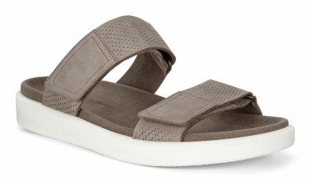 ECCO Flowt H Slip on Sandal, Clay