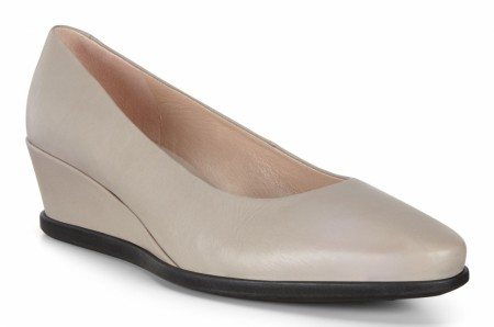 ECCO Shape 45 Wedge, Grey Rose