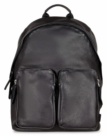 ECCO Casper Backpack Large, Sort