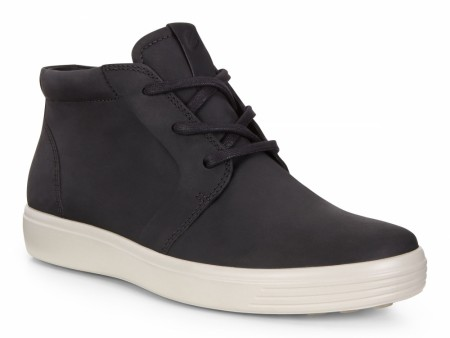ECCO Soft 7 H, Sort