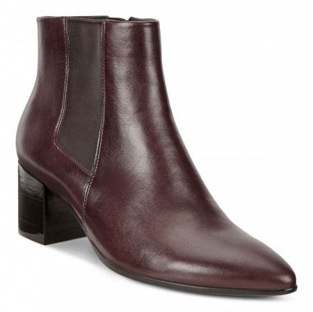 ECCO Shape 45 Pointy, Brandy
