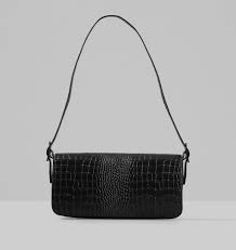VAGABOND L.A Bag, Croco sort