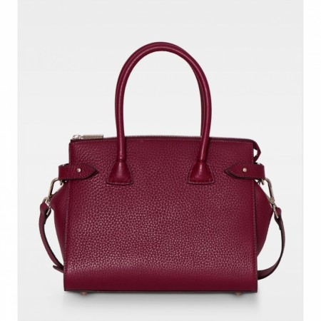 DECADENT Grace X-small Shopper, Oxblood