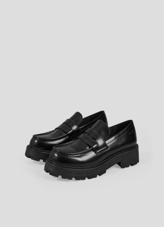 VAGABOND Cosmo 2.0 Loafer, Shine Black