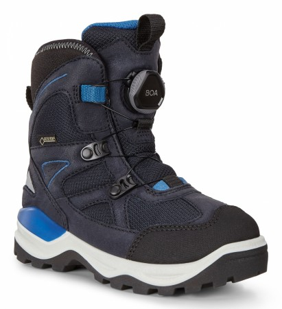 ECCO Snow Mountain BOA Jr GORE-TEX®, Blå
