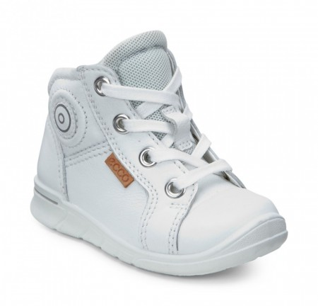 ECCO First Infant hvit 19-26