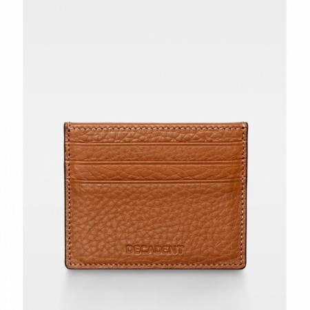 DECADET Isla 2-side Card, Cognac