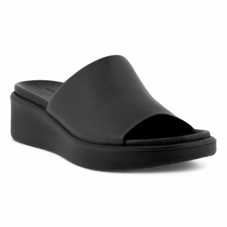 ECCO Flowt Wedge Lx D Slip-on, Black Droid