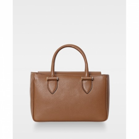 DECADENT Olivia Big Handbag, Cognac