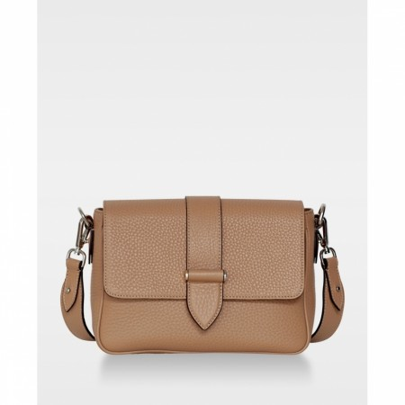 DECADENT Nicky Crossbody Camel