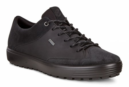 ECCO Soft 7 Tred H Lav, GORE-TEX® Sort