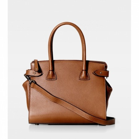 DECADENT Grace X-small Shopper, Cognac