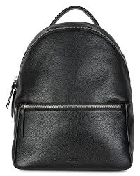ECCO Sp 3 Backpack Geometric, Svart