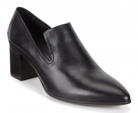 ECCO Shape 45 Pointy Block, Sort