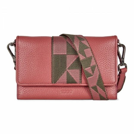 ECCO SP3 Crossbody Wallet, Marsala